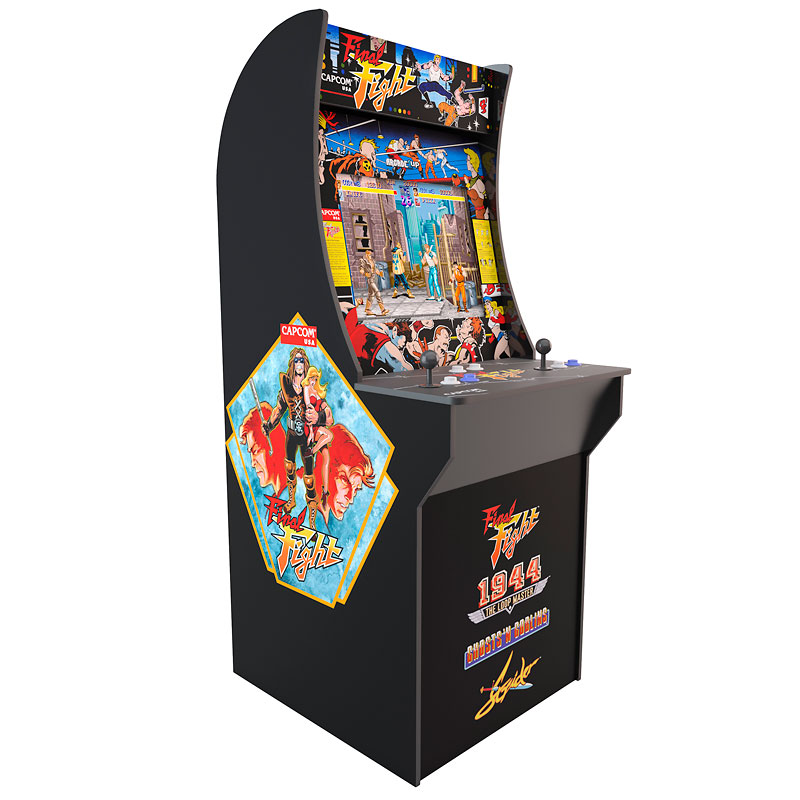 Arcade1Up - Final Fight Arcade Cabinet