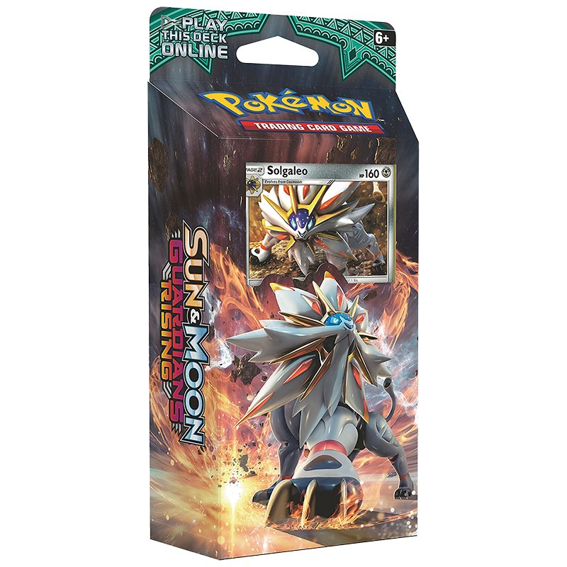 Pokemon Sunmoon 2 Theme Deck - Assorted - 80221