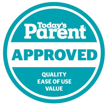 Todays Parent Approved Logo
