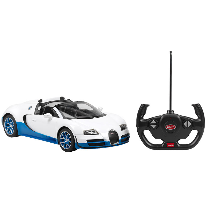 RC 114 Bugatti Veyron - Assorted Colours - 927400