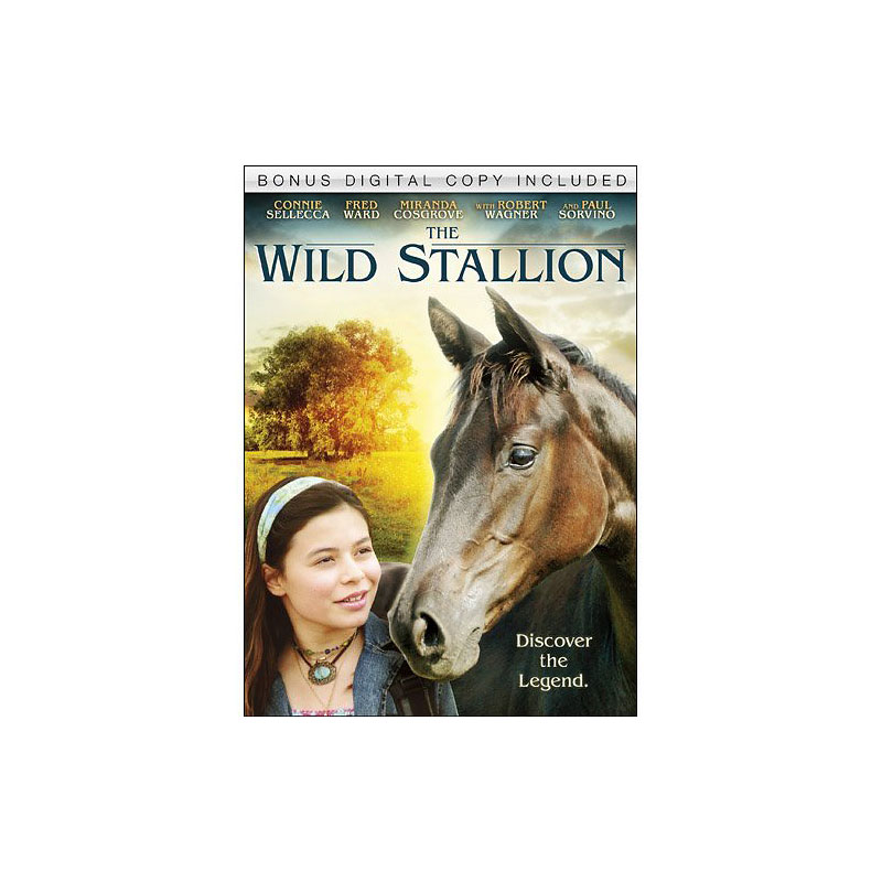 Wild Stallion - DVD + Digital Copy