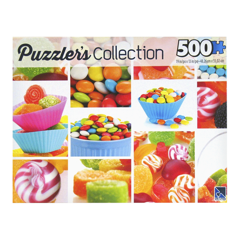 Puzzlers Collection - Assorted