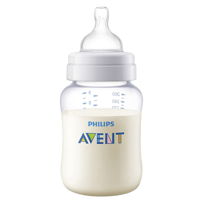 Philips Avent Classic+ Anti-Colic Bottle - 260ml