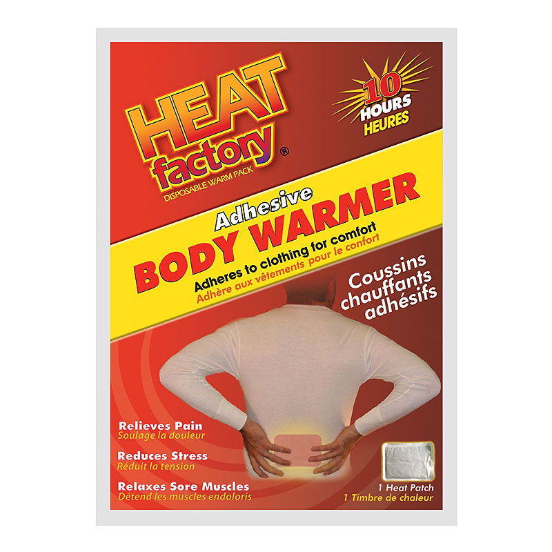Heat Factory Body Warmer - Large