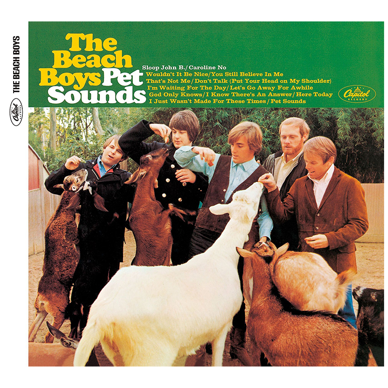 The Beach Boys - Pet Sounds (Mono & Stereo) - CD