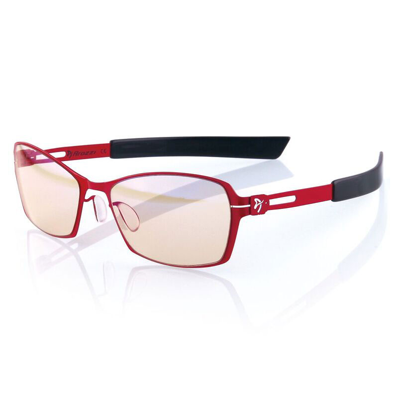 Arozzi Visione VX-500 Glasses - Red - VX500-5