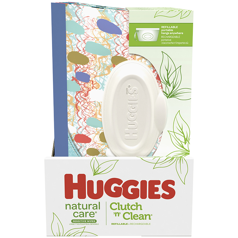 Huggies Wipes Natural Care - 32's