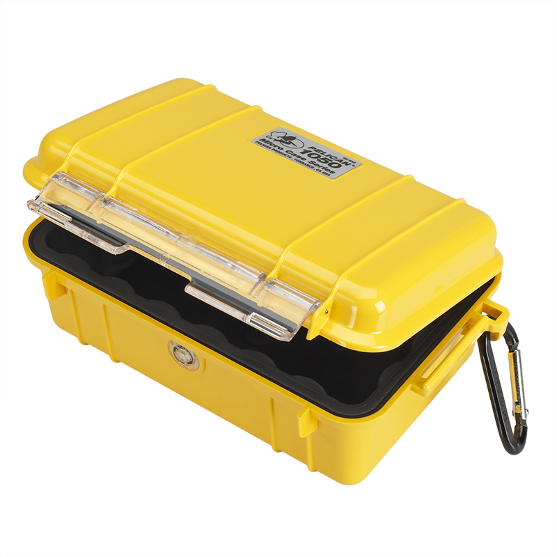 Pelican Micro Case - Yellow - PC1050Y