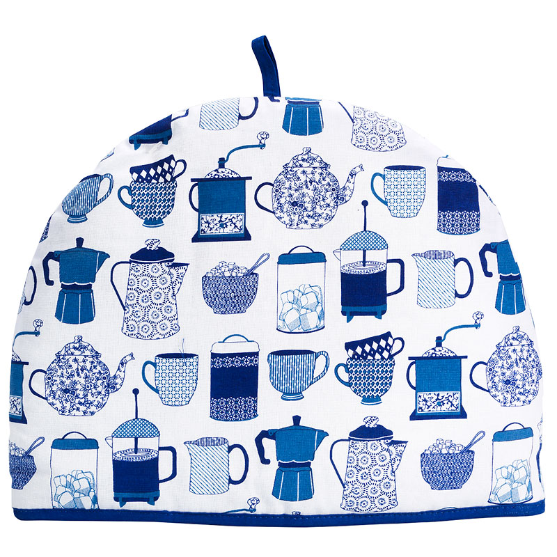 Kitchen Style Tea Cosy - Hot Brews