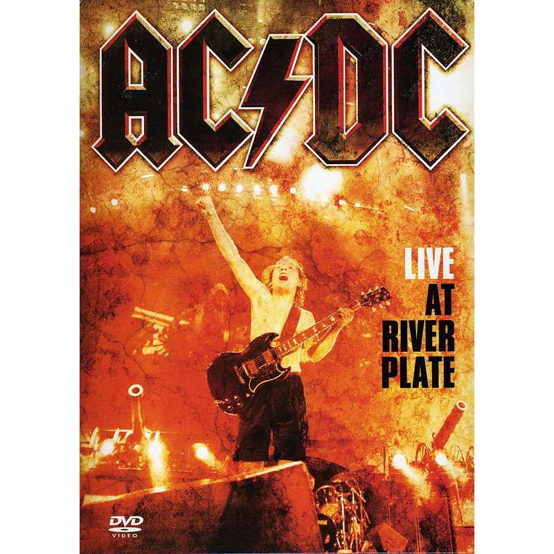 AC/DC - AC/DC: Live At River Plate - DVD