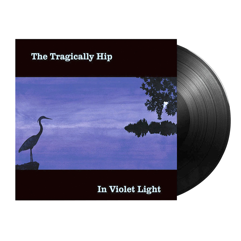 The Tragically Hip - In Violet Light - Vinyl