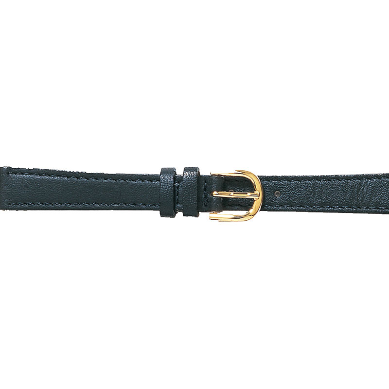 Timex Leather Watch Strap - Black - 13mm - TX2279
