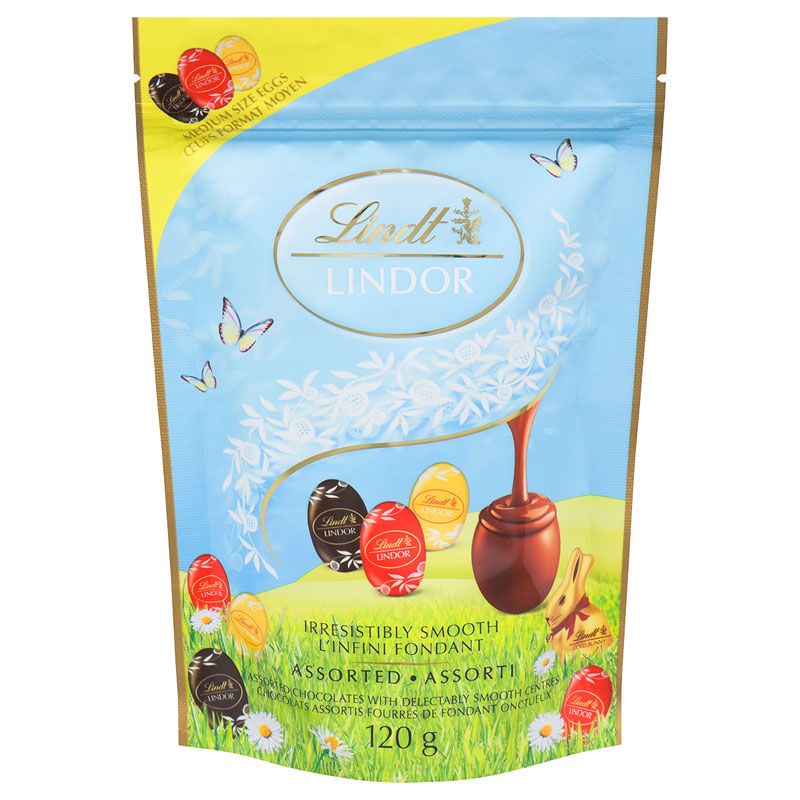 Lindt Assorted Easter Eggs - 120g