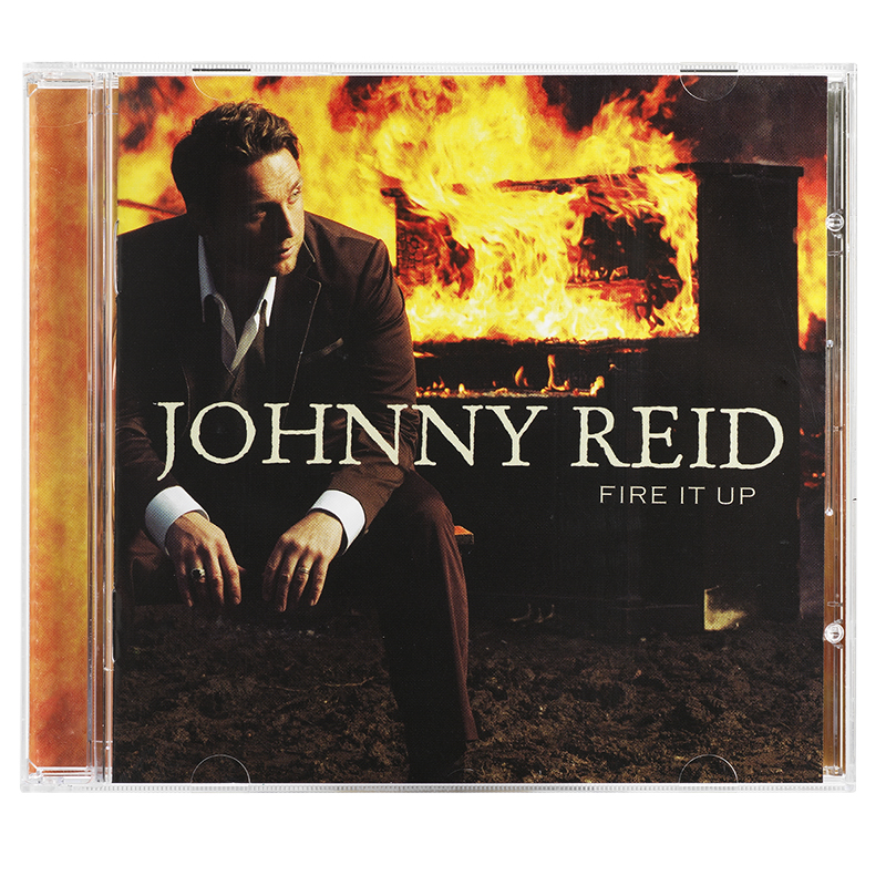 Johnny Reid - Fire It Up - CD