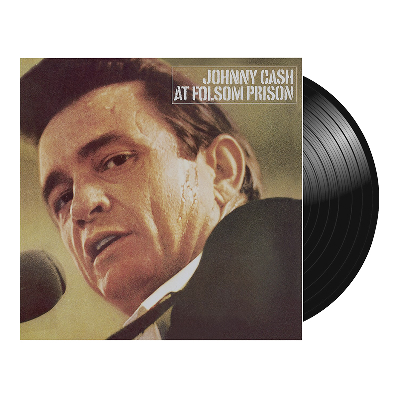 Johnny Cash - At Folsom Prison - 180g Vinyl