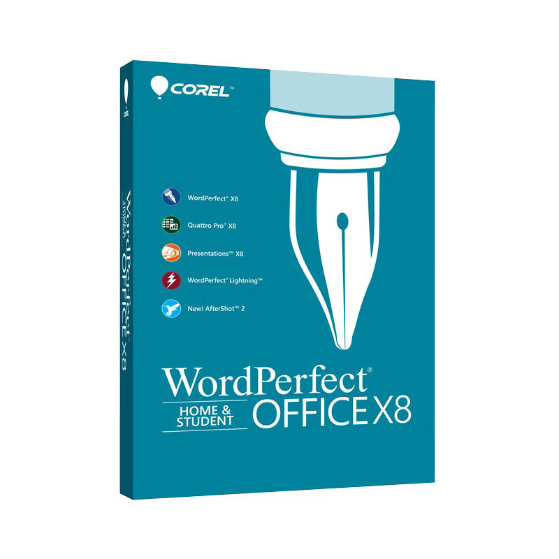 Corel WordPerfect Office Home and Student Edition - 8133908
