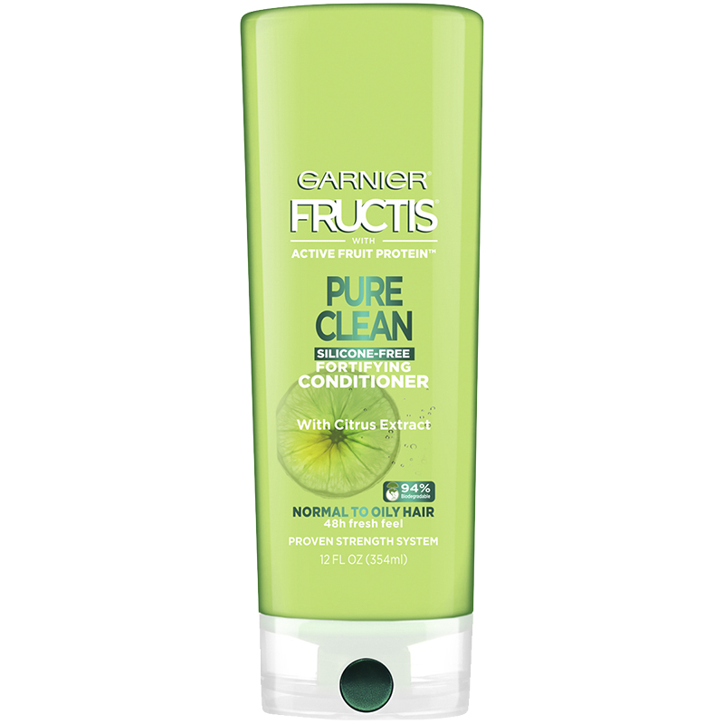 Garnier Fructis Pure Clean Silicone Free Conditioner - 354ml