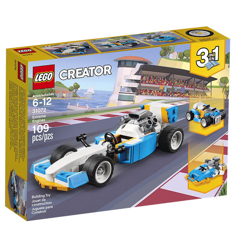 LEGO Creator 3in1 - Extreme Engines