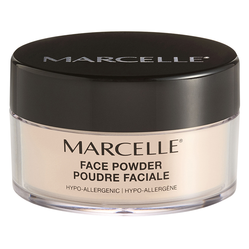 Marcelle Face Powder - Translucent