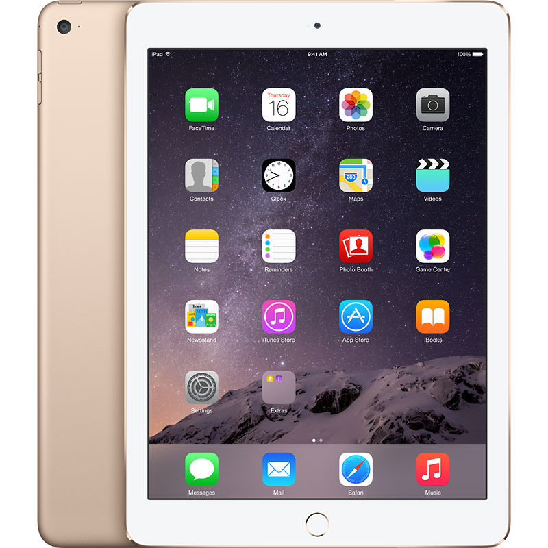iPad Air 2 128GB with Wi-Fi and Cellular