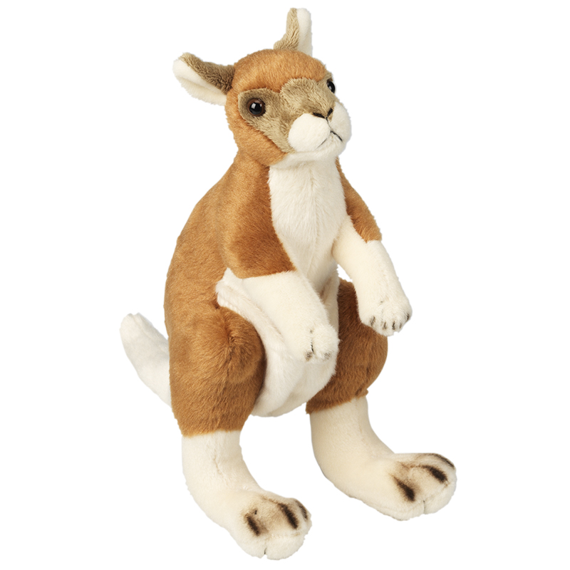 National Geographic Plush Toy - Kangaroo