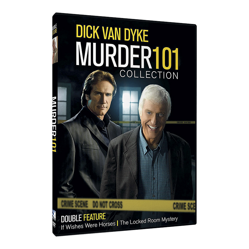 Dick Van Dyke Murder 101 Collection - DVD
