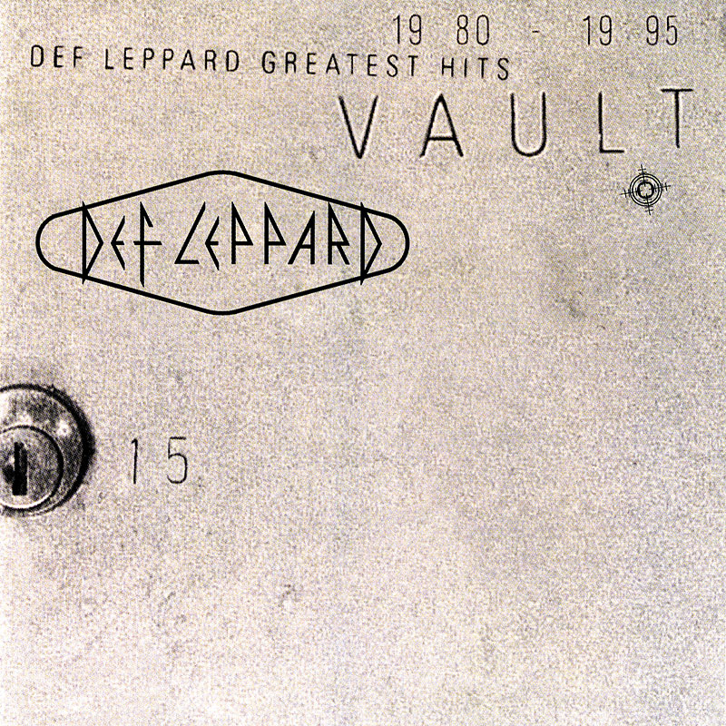 Def Leppard - Vault Greatest Hits 1980-1995 - CD