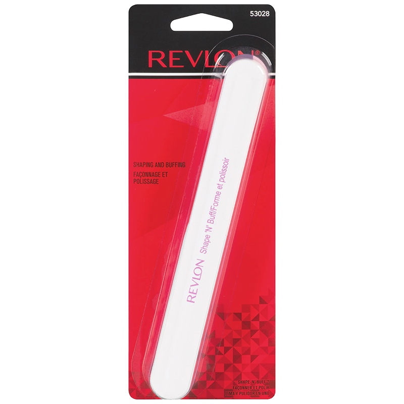 Revlon Shape 'N' Buff Nail File