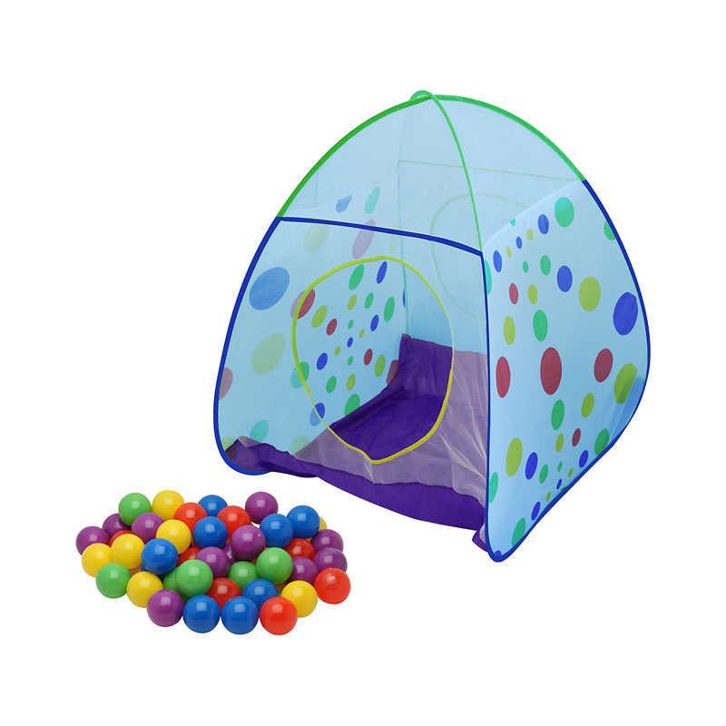 Kiddy Up Pop Up Ball Pit
