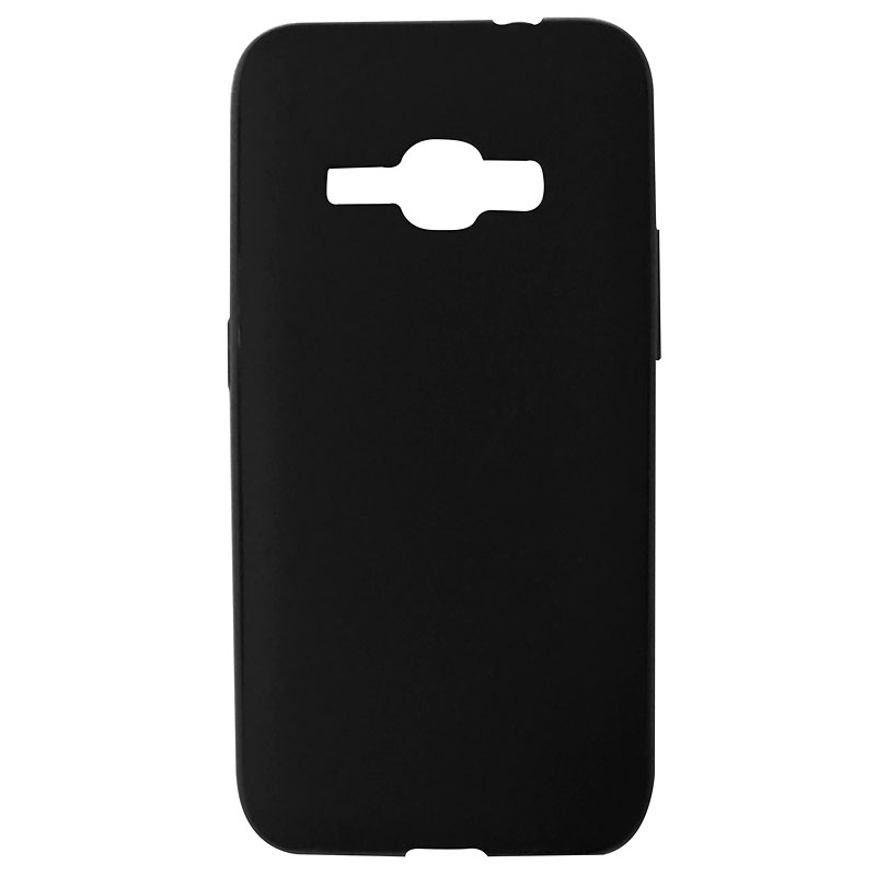 Axessorize TPU Case for Samsung Galaxy J1 - Black - AXSAM1150
