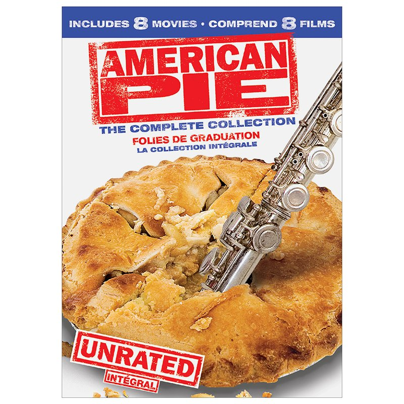 American Pie Complete 8-Movie Collection - DVD