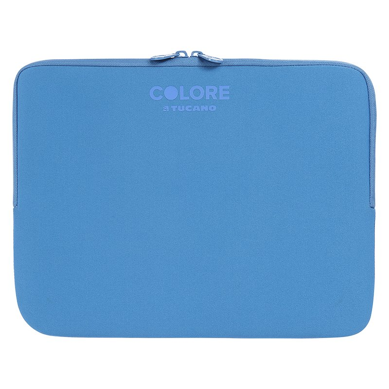 Tucano Colore Second Skin for 13/14inch Notebooks - Blue - BFC1314-B