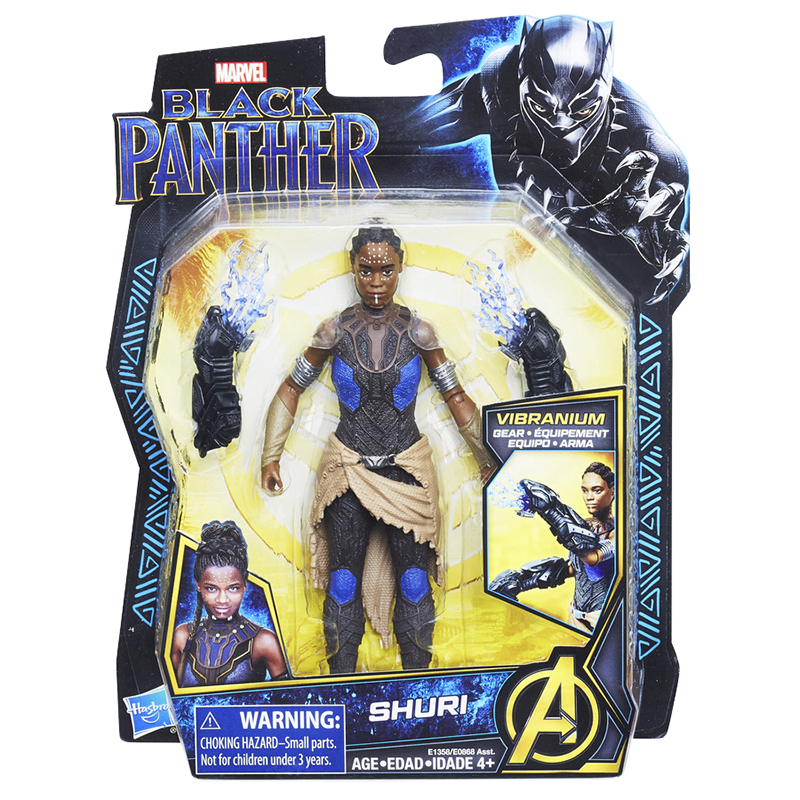 Black Panther 6in Figure - Assorted