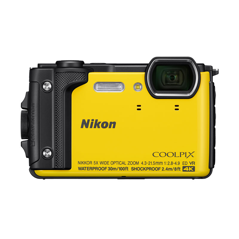 Nikon Coolpix W300 - Yellow - 32368