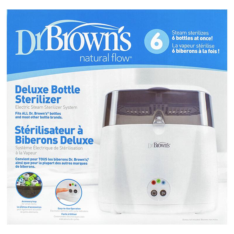 4502c46d99de Dr. Brown s Deluxe Bottle Sterilizer - AC045