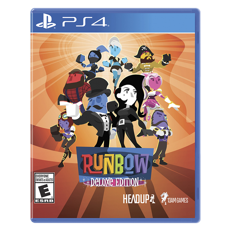PS4 Runbow