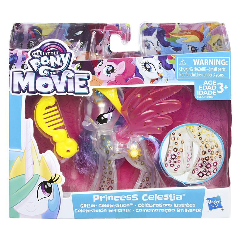 My Little Pony Glitter Celebration - Assorted