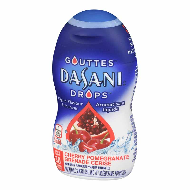 Dasani Drops - Cherry Pomegranate - 56ml