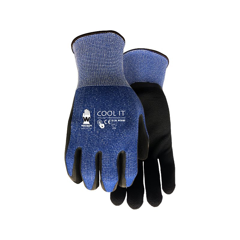 Watson Cool it Gloves - Blue - Large