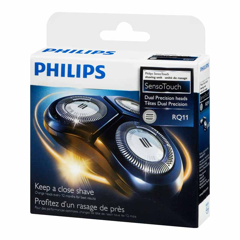Philips SensoTouch 2D Replacement Heads - RQ11/53