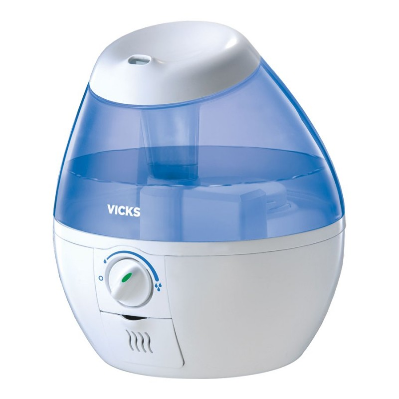 Vicks 1.9L Ultrasonic Humidifier - VUL520WC