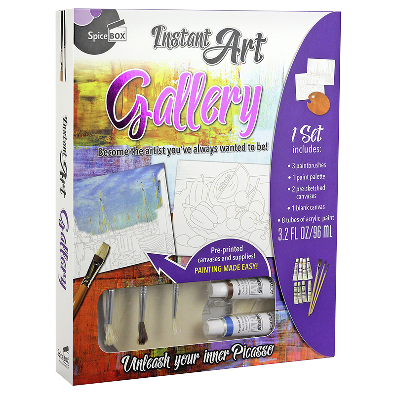 Instant Art Gallery Box