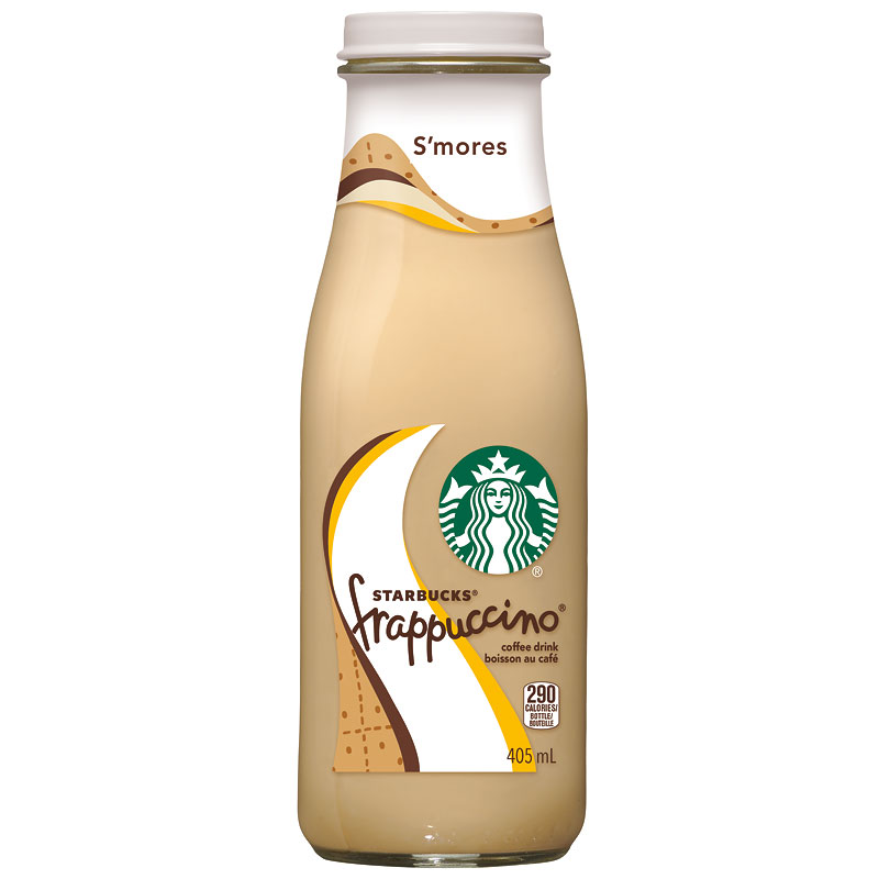 Starbucks Frappuccino Coffee Drink - S'mores - 405ml
