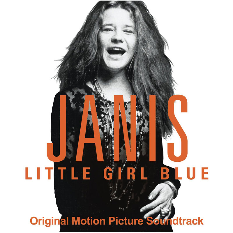Soundtrack - Janis: Little Girl Blue - CD