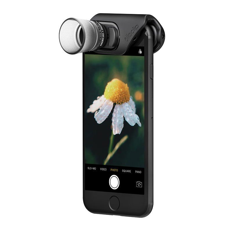 Olloclip Macro Pro Lens for iPhone 7/7Plus - Black - OC0000214EU
