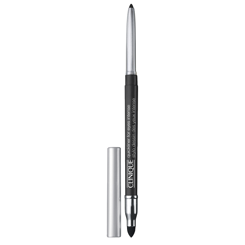 Clinique Quickliner for Eyes Intense - Intense Black