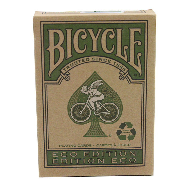 Bicycle® Eco Edition Cards - 1 Deck