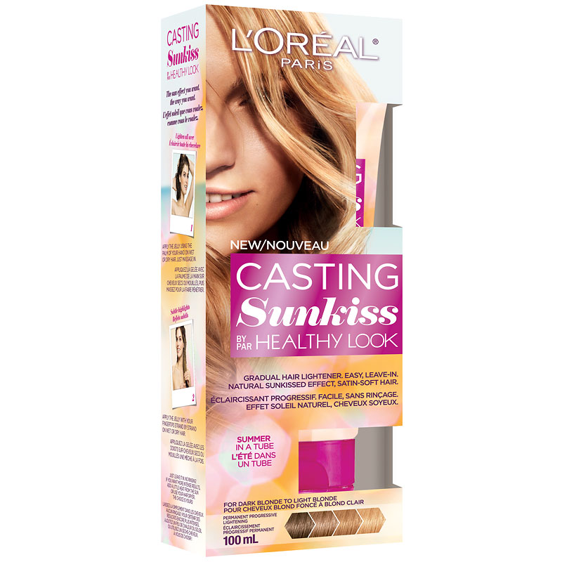 L'Oreal Healthy Look Casting Sunkiss Hair Lightener
