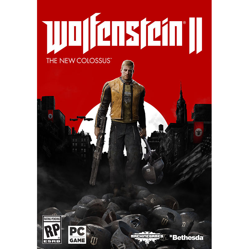 PC Wolfenstein II - The New Colossus