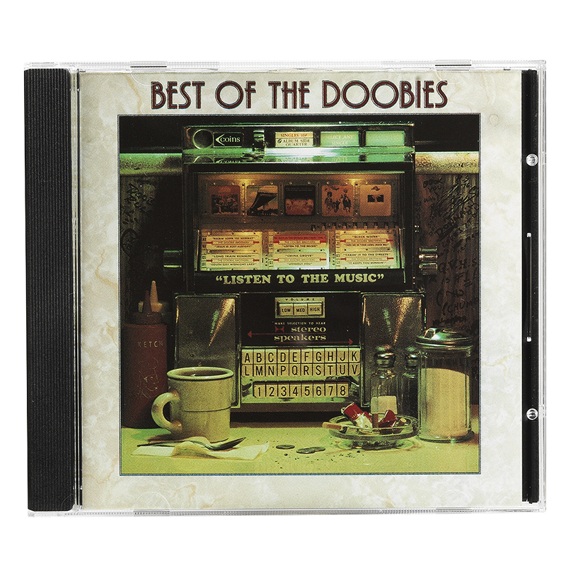 The Doobie Brothers - Best Of The Doobies - CD